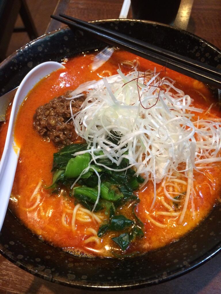 陳麻家 極上坦々麺